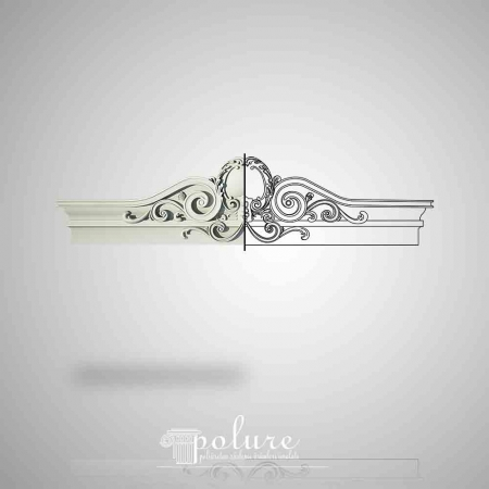 Coroane Decorative din Poliuretan