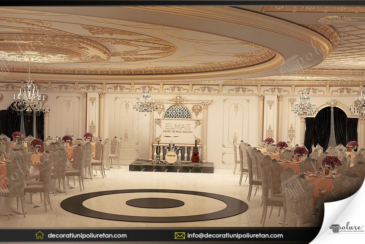 Design De Modele De Decor Pentru Sala De Nunta Decoratiuni